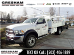 2018 Ram 4500 Regular Cab DRW, Knapheide Contractor Body #D10775 - photo 1