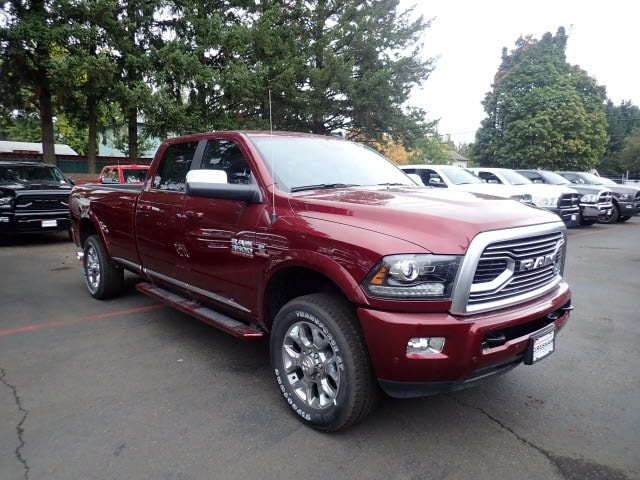 2018 Ram 3500 Crew Cab 4x4,  Pickup #D10958 - photo 4