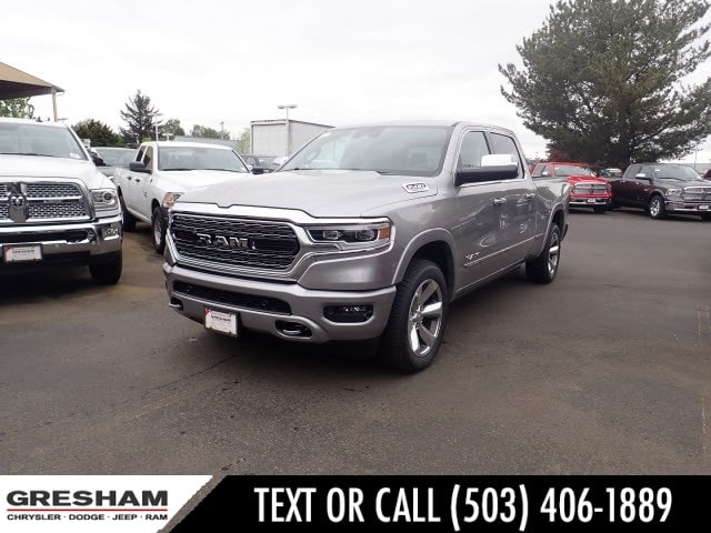 2019 Ram 1500 Crew Cab 4x4,  Pickup #D18697 - photo 1