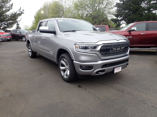 2019 Ram 1500 Crew Cab 4x4,  Pickup #D18697 - photo 4