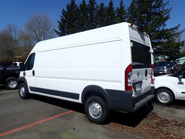 2018 ProMaster 2500 High Roof, Cargo Van #D24807 - photo 7