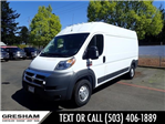 2018 ProMaster 2500 High Roof, Cargo Van #D24807 - photo 1