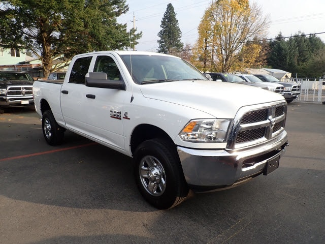 2018 Ram 2500 Crew Cab 4x4,  Pickup #D28206 - photo 4