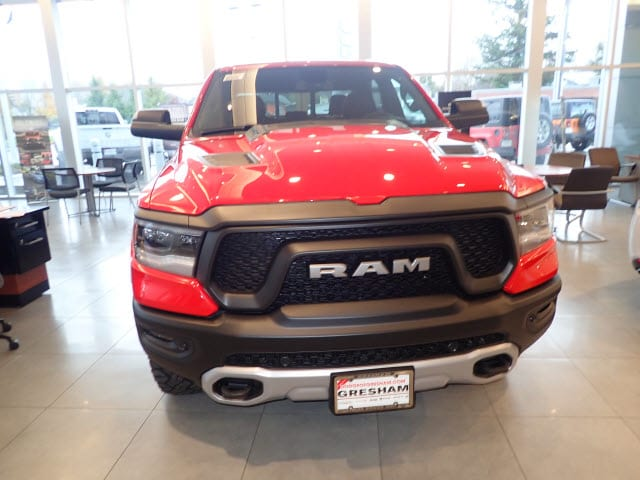 2019 Ram 1500 Crew Cab 4x4,  Pickup #D29140 - photo 3