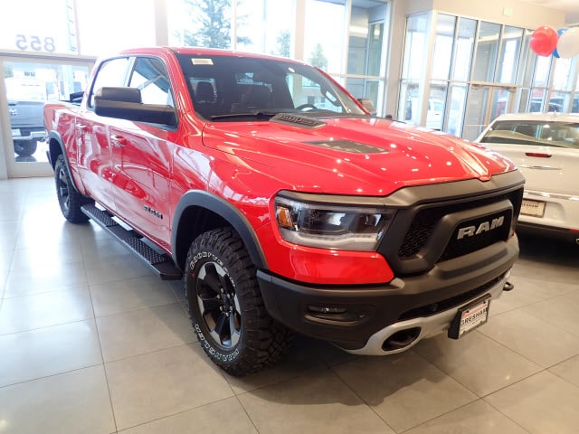2019 Ram 1500 Crew Cab 4x4,  Pickup #D29140 - photo 4