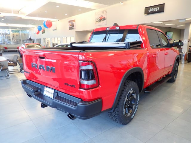 2019 Ram 1500 Crew Cab 4x4,  Pickup #D29140 - photo 5
