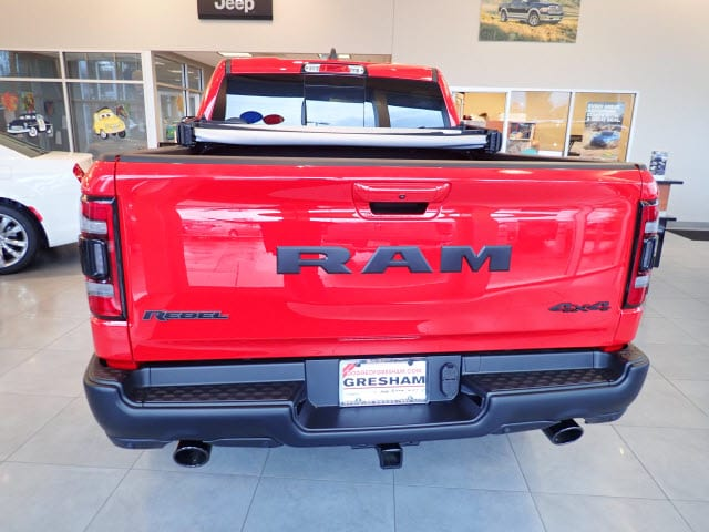 2019 Ram 1500 Crew Cab 4x4,  Pickup #D29140 - photo 6