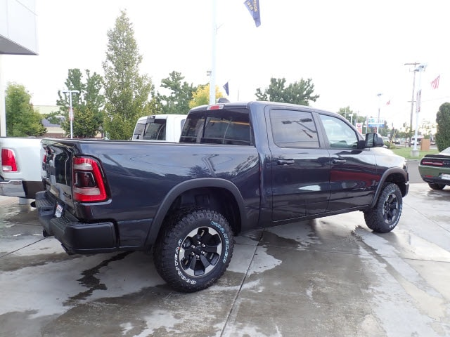 2019 Ram 1500 Crew Cab 4x4,  Pickup #D29204 - photo 5