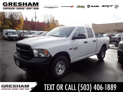 2018 Ram 1500 Quad Cab 4x4,  Pickup #D39906 - photo 1