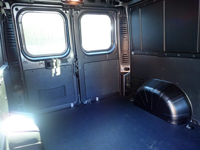 2018 ProMaster 1500 Standard Roof FWD,  Empty Cargo Van #D42116 - photo 10