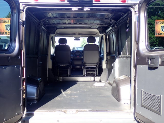 2018 ProMaster 1500 Standard Roof FWD,  Empty Cargo Van #D42116 - photo 2