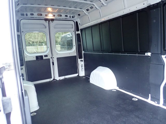 2018 ProMaster 3500 High Roof FWD,  Empty Cargo Van #D42630 - photo 9