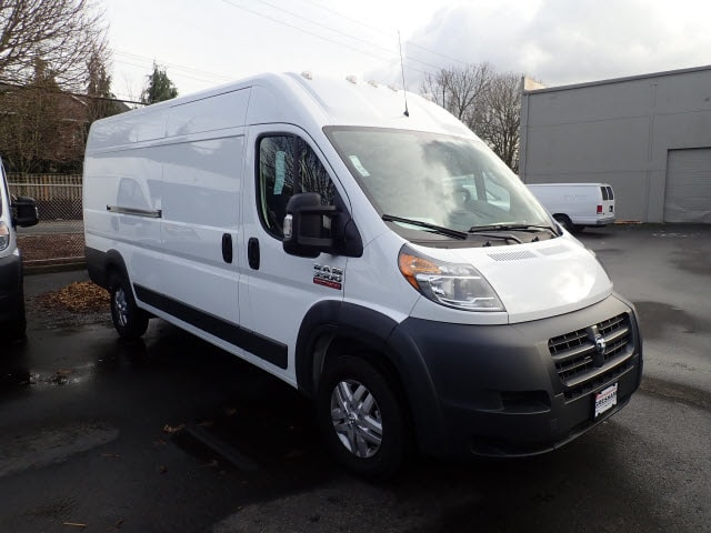 2018 ProMaster 3500 High Roof FWD,  Empty Cargo Van #D42630 - photo 4