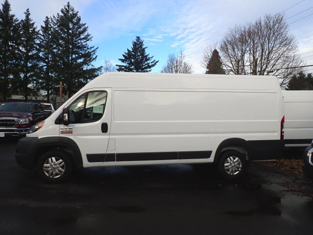 2018 ProMaster 3500 High Roof FWD,  Empty Cargo Van #D42630 - photo 7
