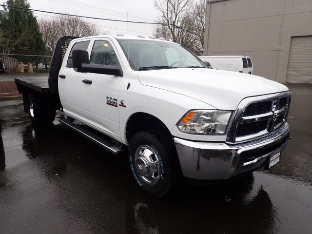 2018 Ram 3500 Crew Cab DRW 4x4,  Knapheide Platform Body #D45388 - photo 4
