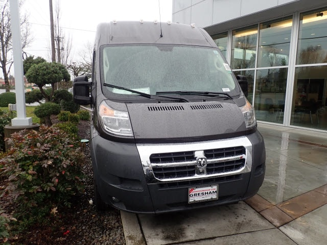 2018 ProMaster 2500 High Roof FWD,  Empty Cargo Van #D45788 - photo 3
