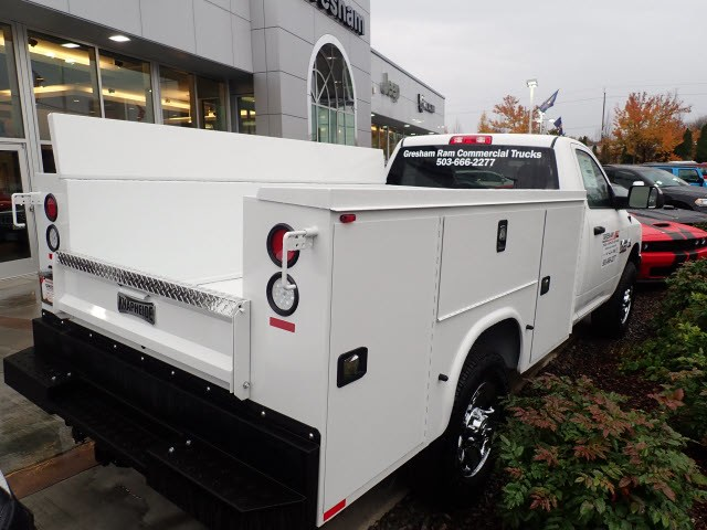 2018 Ram 3500 Regular Cab 4x4,  Knapheide Service Body #D47351 - photo 6