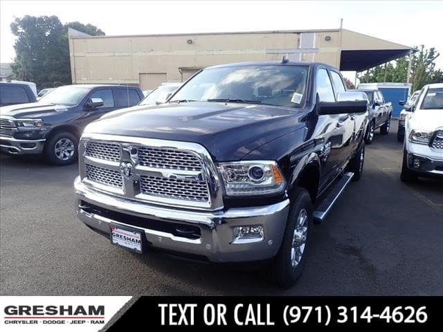 2018 Ram 2500 Crew Cab 4x4,  Pickup #D50610 - photo 1