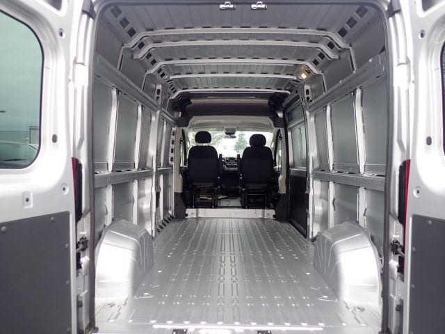 2018 ProMaster 2500 High Roof FWD,  Empty Cargo Van #D56630 - photo 2
