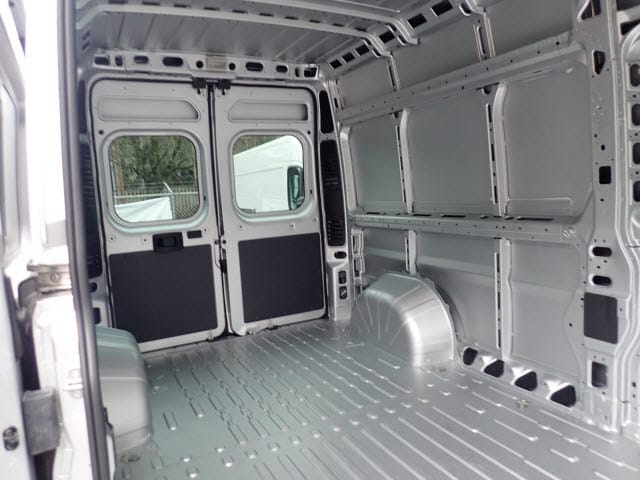 2018 ProMaster 2500 High Roof FWD,  Empty Cargo Van #D56630 - photo 9