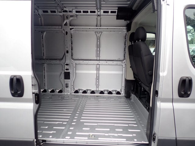 2018 ProMaster 2500 High Roof FWD,  Empty Cargo Van #D56630 - photo 10