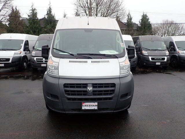 2018 ProMaster 2500 High Roof FWD,  Empty Cargo Van #D56630 - photo 3