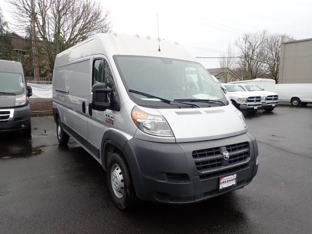 2018 ProMaster 2500 High Roof FWD,  Empty Cargo Van #D56630 - photo 4