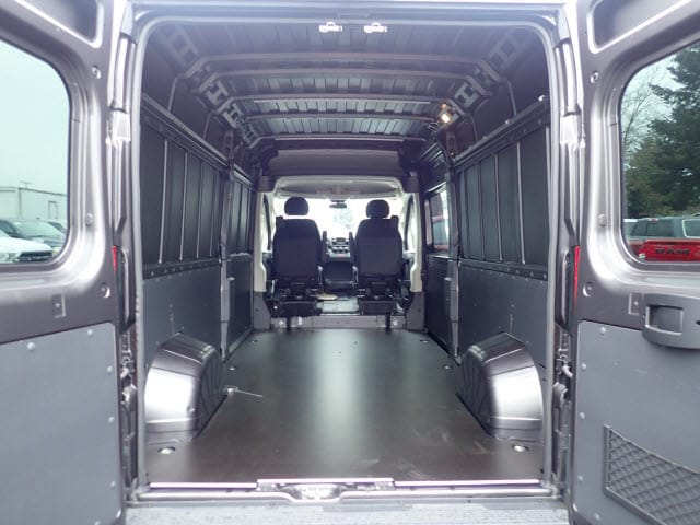 2018 ProMaster 2500 High Roof FWD,  Empty Cargo Van #D56632 - photo 2