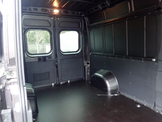 2018 ProMaster 2500 High Roof FWD,  Empty Cargo Van #D56632 - photo 9