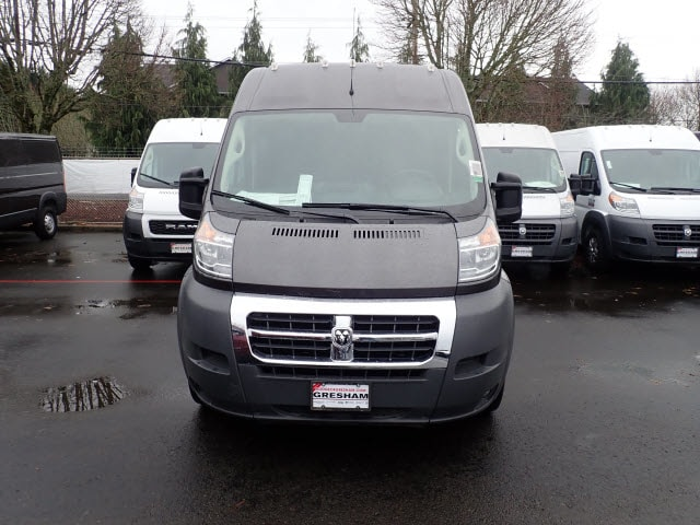 2018 ProMaster 2500 High Roof FWD,  Empty Cargo Van #D56632 - photo 3