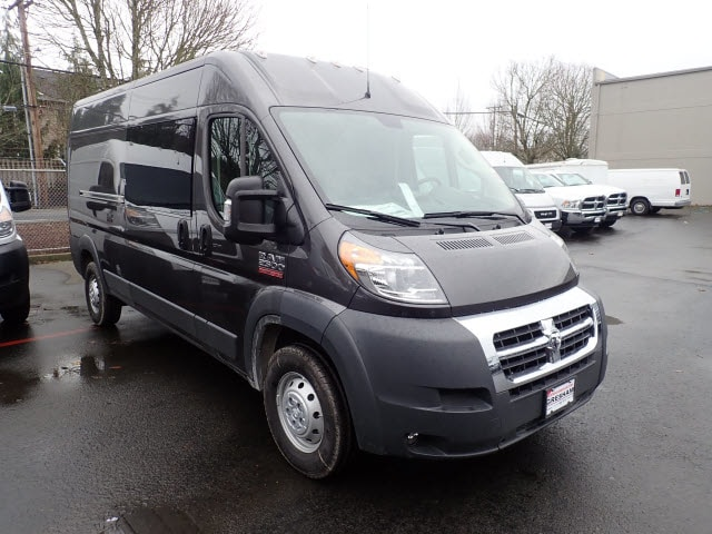 2018 ProMaster 2500 High Roof FWD,  Empty Cargo Van #D56632 - photo 4