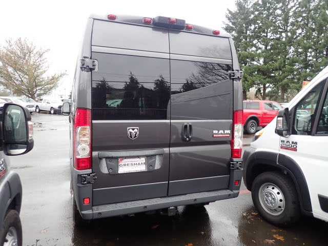 2018 ProMaster 2500 High Roof FWD,  Empty Cargo Van #D56632 - photo 7