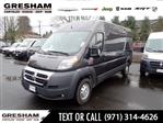 2018 ProMaster 2500 High Roof FWD,  Empty Cargo Van #D56632 - photo 1