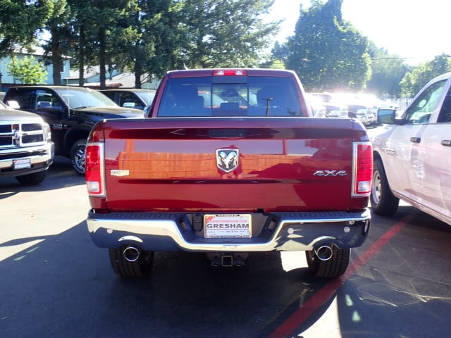 2018 Ram 1500 Crew Cab 4x4,  Pickup #D56835 - photo 3