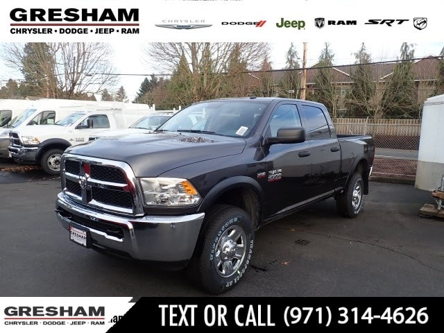 2018 Ram 2500 Crew Cab 4x4,  Pickup #D57079 - photo 1