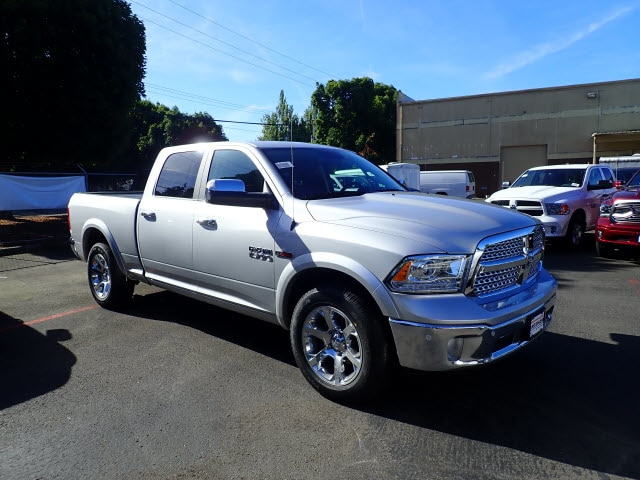 2018 Ram 1500 Crew Cab 4x4,  Pickup #D57406 - photo 4