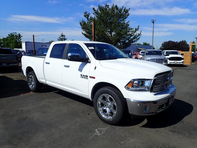 2018 Ram 1500 Crew Cab 4x4,  Pickup #D57407 - photo 4