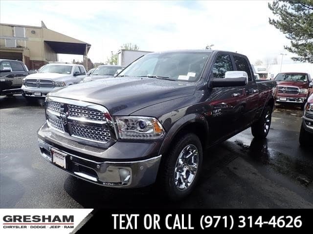 2018 Ram 1500 Crew Cab 4x4,  Pickup #D57413 - photo 1