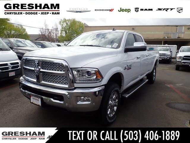 2018 Ram 2500 Crew Cab 4x4,  Pickup #D57852 - photo 1