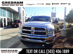 2018 Ram 3500 Crew Cab DRW 4x4,  Knapheide Platform Body #D59852 - photo 1