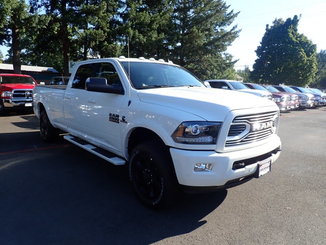 2018 Ram 2500 Crew Cab 4x4,  Pickup #D60834 - photo 4
