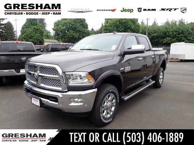 2018 Ram 2500 Crew Cab 4x4,  Pickup #D62525 - photo 1