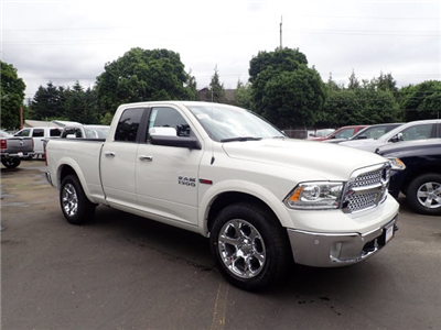 2018 Ram 1500 Quad Cab 4x4,  Pickup #D78924 - photo 4