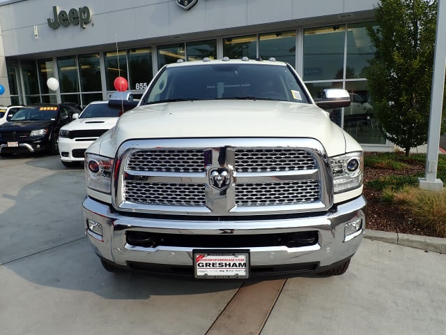 2018 Ram 3500 Crew Cab DRW 4x4,  Pickup #D99439 - photo 3