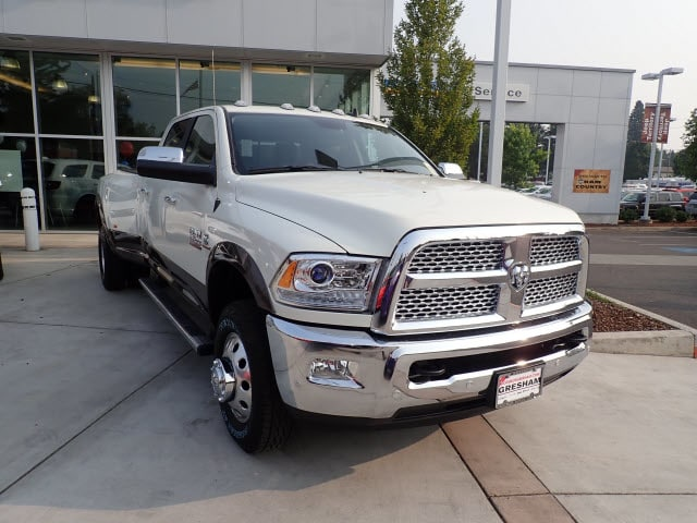 2018 Ram 3500 Crew Cab DRW 4x4,  Pickup #D99439 - photo 4