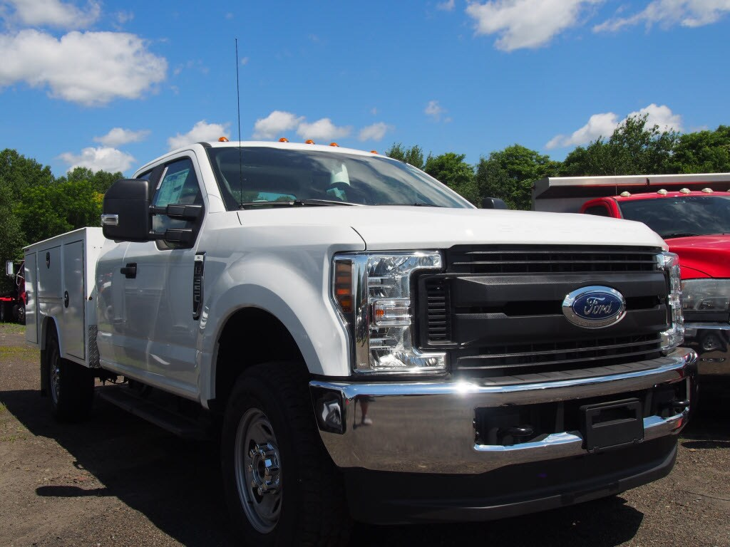 2019 F-350 Super Cab 4x4,  Service Body #10012T - photo 1