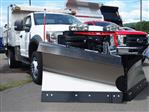 2019 F-550 Regular Cab DRW 4x4, Duramag Dump Body #10013T - photo 1