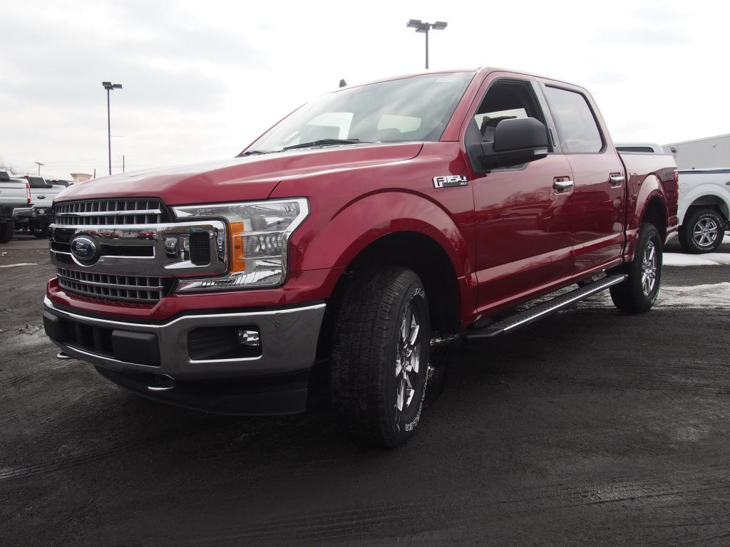 2019 F-150 SuperCrew Cab 4x4,  Pickup #10032T - photo 4