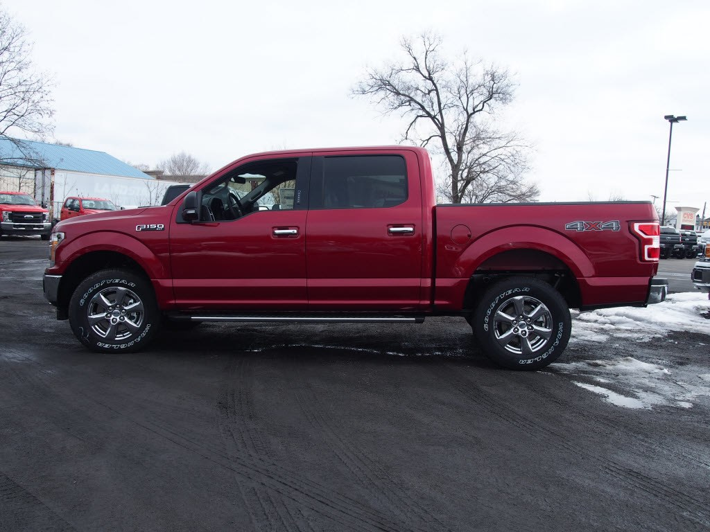 2019 F-150 SuperCrew Cab 4x4,  Pickup #10032T - photo 5