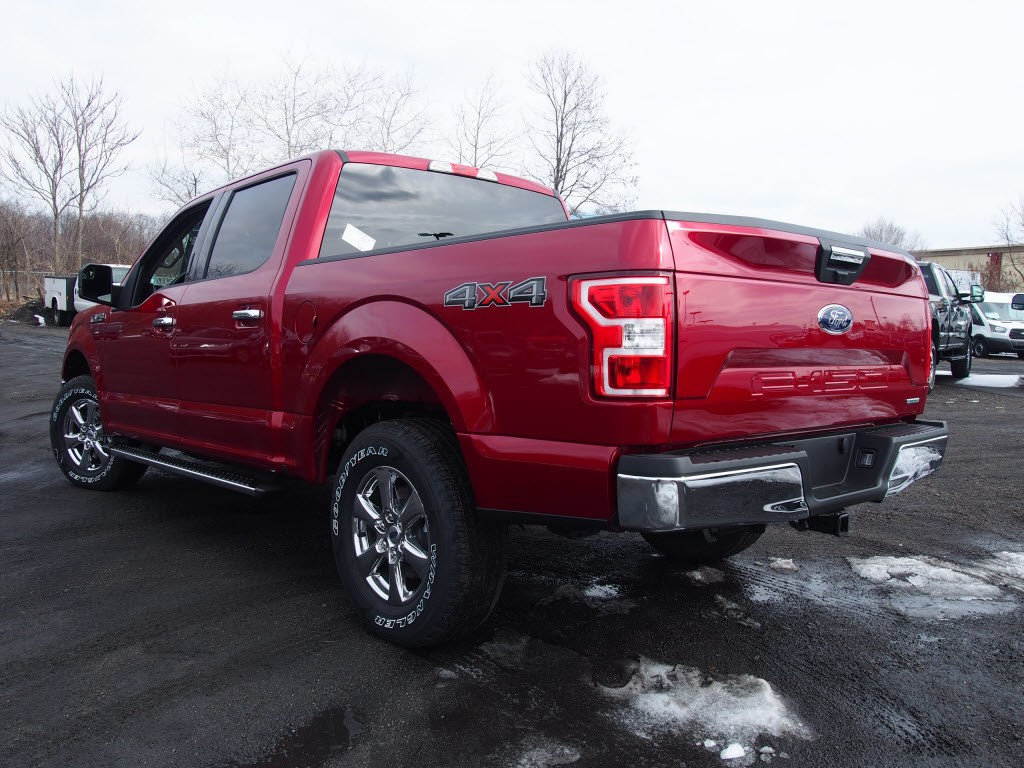 2019 F-150 SuperCrew Cab 4x4,  Pickup #10032T - photo 6